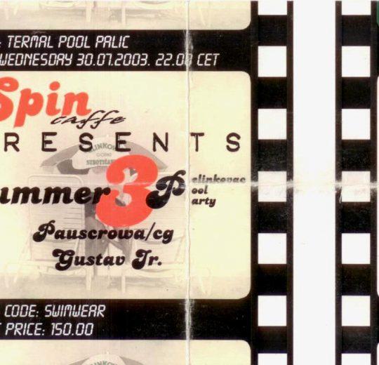Summer3p 2003