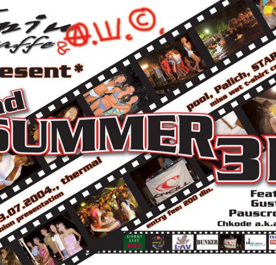 Summer3p 2004